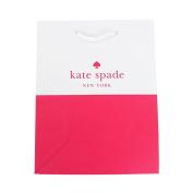 Kate Spade Gift Bag Pink White