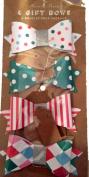 Meri Meri Toot Sweet Small Paper Bows - Package of 4