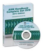 ASM Handbook: 2013