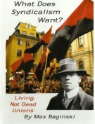 What Does Syndicalism Want?