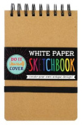 DIY Sketchbook - Small - White