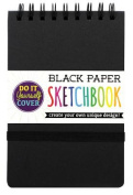 DIY Sketchbook - Small - Black