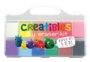 Creatibles DIY Erasers - Set of 12