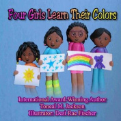 Four Girls Learn Their Colors