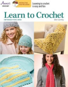 Learn to Crochet with Interactive Class DVD
