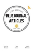 Nine Essential Blue Journal Article