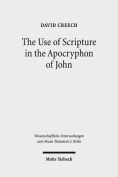 The Use of Scripture in the Apocryphon of John