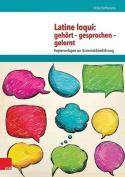 Latine Loqui [GER]