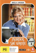 Murder, She Wrote: Season 1 [Region 4]