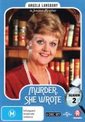 Murder, She Wrote: Season 2 [Region 4]