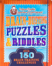 Professor Murphy's Brain-Busting Puzzles & Riddles  : Over 150 Brain-Training Challenges