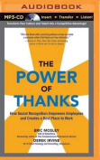 The Power of Thanks [Audio]