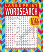 Best Ever Large Print Wordsearch