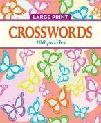 Elegant Large Print Crosswords [Large Print]