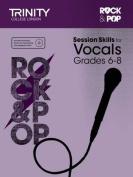 Session Skills for Vocals Grades 6-8