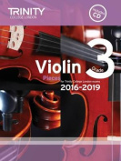 Violin Exam Pieces Grade 3 2016-2019