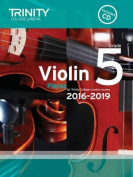 Violin Exam Pieces Grade 5 2016-2019