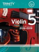 Violin Exam Pieces Grade 5 2016-2019
