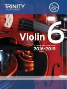 Violin Exam Pieces Grade 6 2016-2019