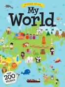 My First Sticker Atlas - The World
