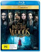 Into the Woods  [Region B] [Blu-ray]