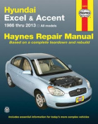 for for Hyundai Excel & Accent Automotive Repair Manual