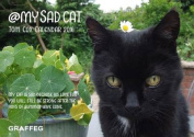 My Sad Cat Calendar: 2016