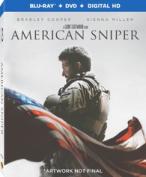 American Sniper (Blu-ray/UV) [Region B] [Blu-ray]