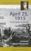 April 25, 1915