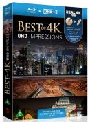 Best of 4K UHD Impressions [Region B] [Blu-ray]