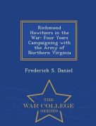 Richmond Howitzers in the War