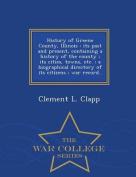 History of Greene County, Illinois