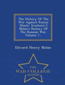 The History of the War Against Russia