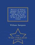 Memoirs of William Sampson