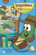 VeggieTales Supercomics, Volume 4