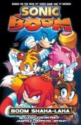 Sonic Boom Volume 2 Boom Shaka-Laka