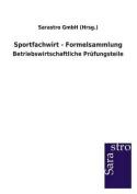 Sportfachwirt - Formelsammlung [GER]