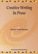 Creative Writing in Prose