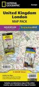 United Kingdom, London, Map Pack Bundle