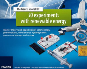 50 Experiments with Renewable Energy Kit & Manual