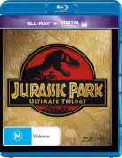 Jurassic Park Ultimate Trilogy  [Region B] [Blu-ray]