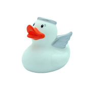 Lilalu 8 x 8 cm/50 g Collector and Baby Angel Rubber Duck Bath Toy