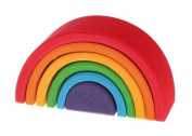 Lime wooden rainbow, Grimm's 105cm
