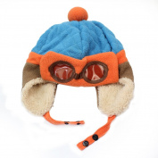 Toddlers Baby Boy Girl Infant Winter Pilot Cap Hat Beanie Warm Gift