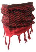 Racker-n-Roll Baby Boys' Neckerchief Red Red/black One Size