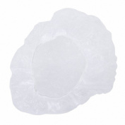 Move & Moving(TM) 100 x Disposable Clear Shower Hair Caps for Spa Salon