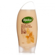 RADOX ESSENTIALS PERFECT FAMILY SOFT CONDITIONING SHOWER CREAM WITH MILK - 250ML