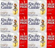 Knights Castile Original Mild & Gentle Soap 5 x 90g x 6 Packs