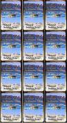 Malki Dead Sea Sulphur Soap 90g x 12 Packs