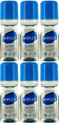 Amplex Ladies Deodorant Roll On Active 60ml x 6 Packs